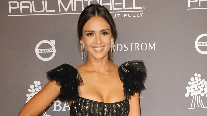 Jessica Alba Debuts New Tattoos in