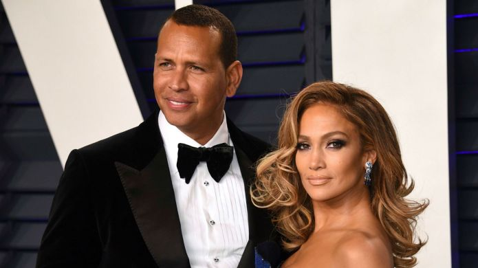 Alex Rodriguez's Support For Jennifer Lopez & Her New Movie Hustlers Is So Sweet