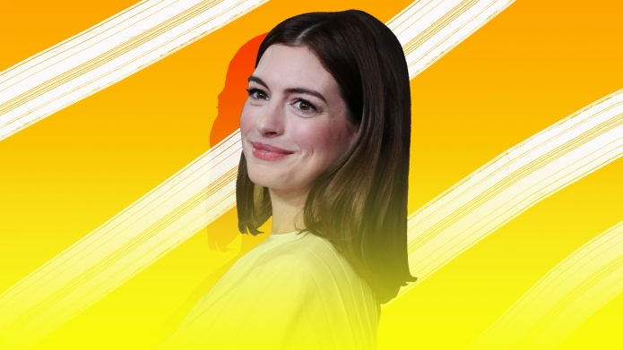 Anne Hathaway Quit Drinking to Parent