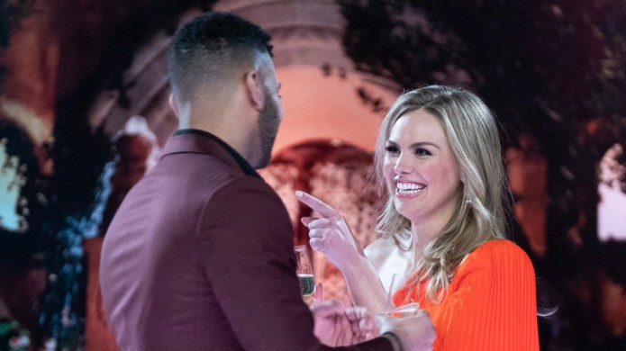 Hannah Brown on Bachelor 2019 finale