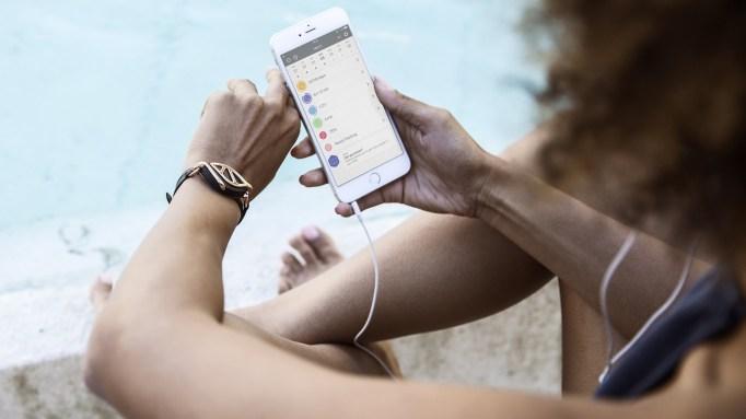 Bellabeat smart jewelry bio-tracker.