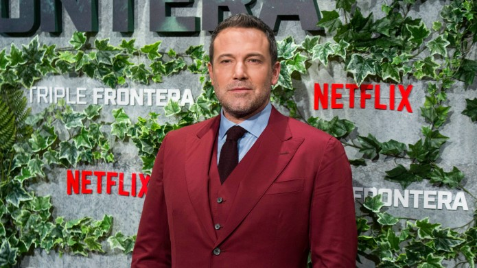 Ben Affleck attends the 'Triple Frontier'