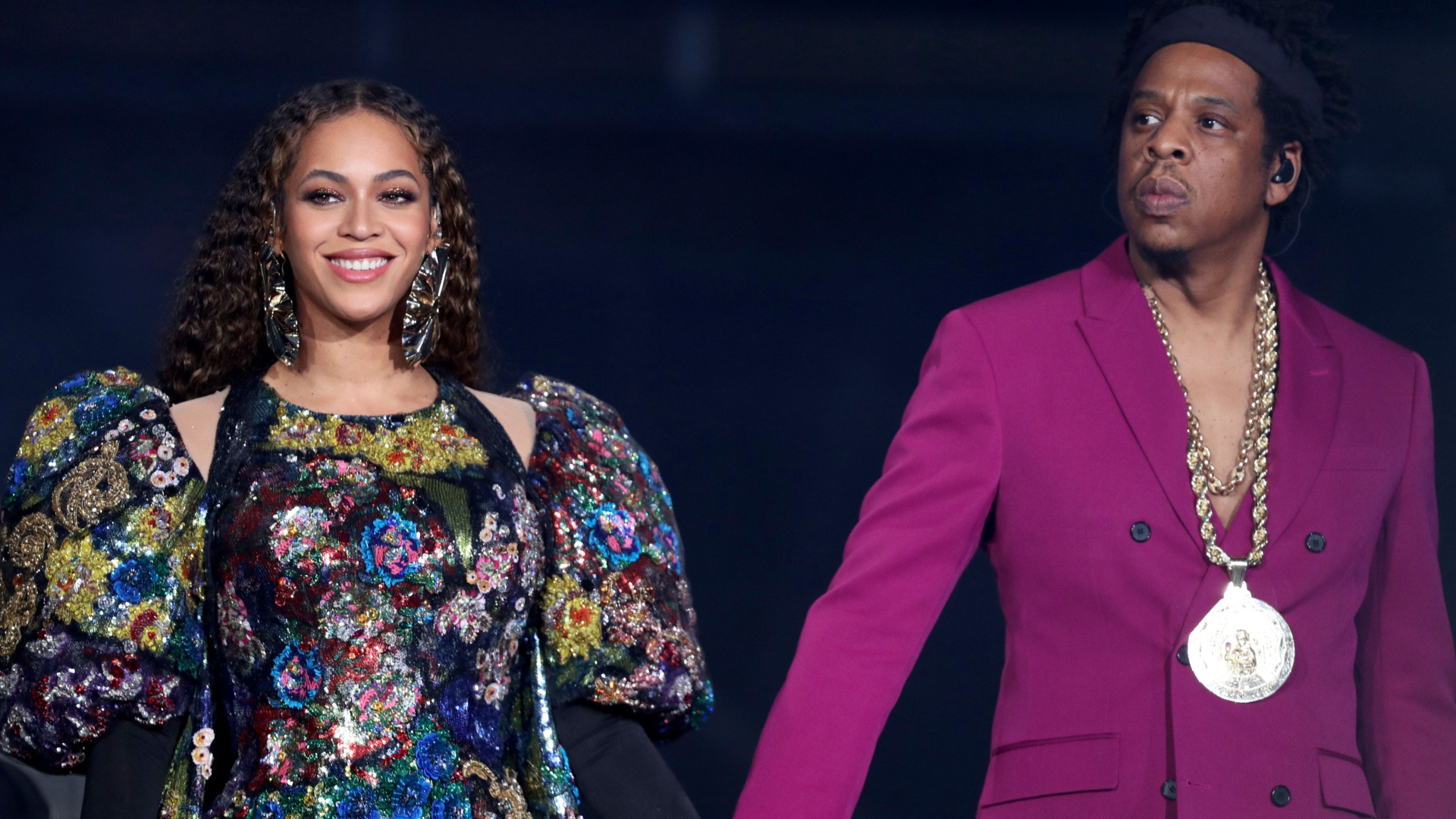 Beyonce Jay Z Have Hands On Relationship With Kids Blue Ivy Rumi Sir Sheknows