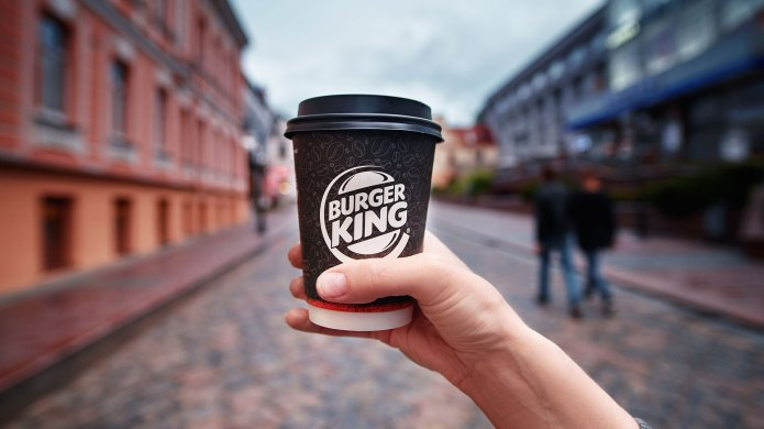 Burger King Offers $5 Coffee Subscription