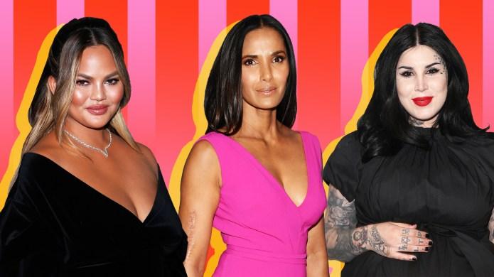 Celebrity Moms Normalizing Breastfeeding: Pink, Chrissy