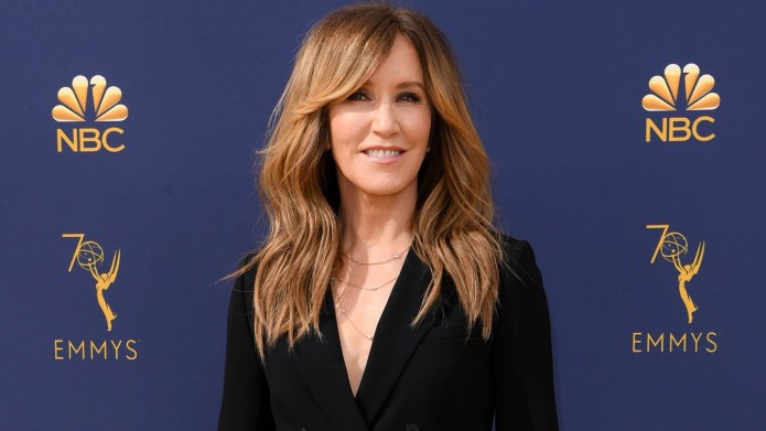Felicity Huffman at the 70th Primetime