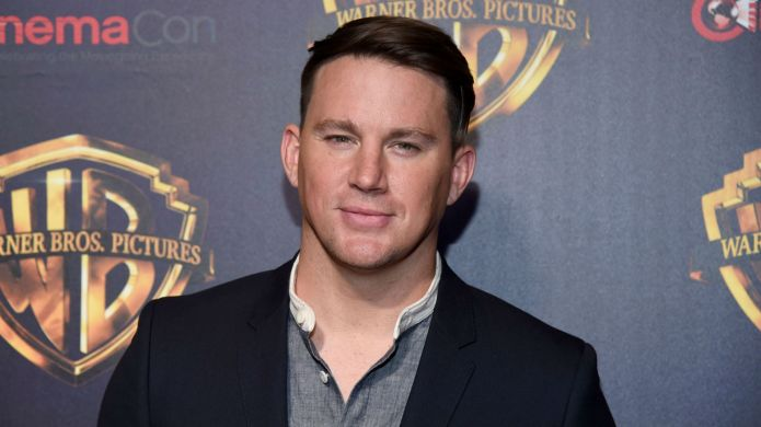 Channing Tatum Dyes His Hair Blonde & Twitter Is Feeling All Kinds of Emotions