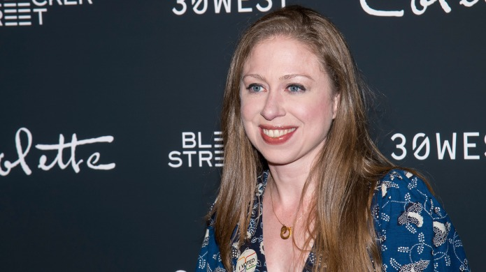 Chelsea Clinton Talks About Her Third