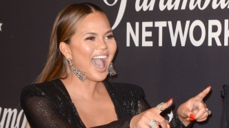 Chrissy Teigen Responds to Troll Demanding