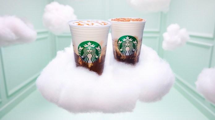 Starbucks' New Spring Menu Is Here