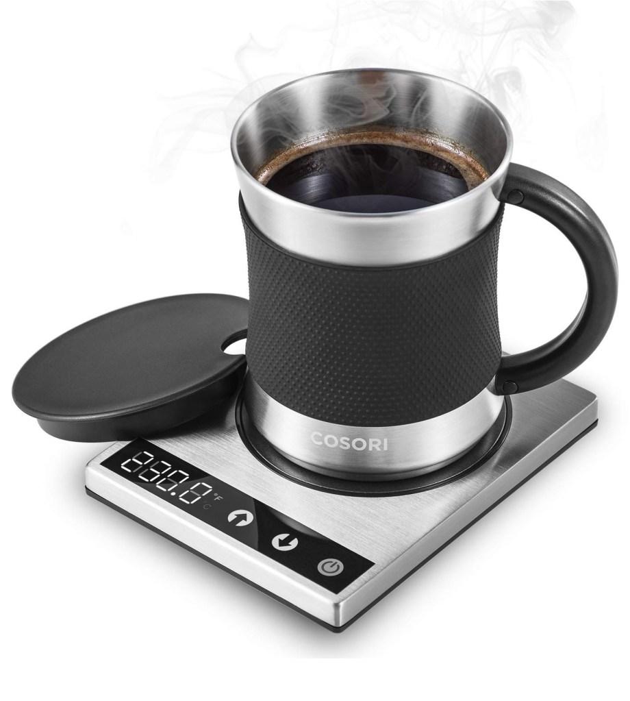 Coffee Warmer.