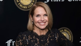 Katie Couric Shares 1991 'Today' Clip