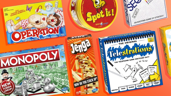 A Definitive Guide to the Best & Worst Family Board Games