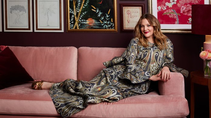 Drew Barrymore Launches New Furniture &