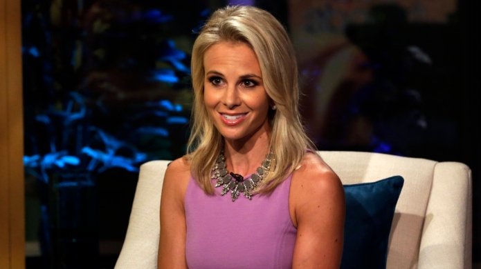 Elisabeth Hasselbeck Responds to Rosie O'Donnell's Claim of a Mutual Crush