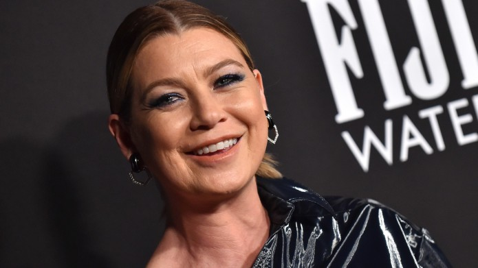 Ellen Pompeo at the InStyle Awards