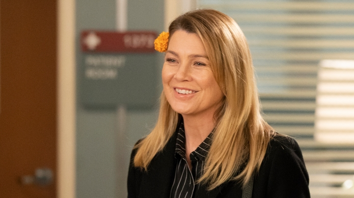 Photo of Ellen Pompeo in Grey's