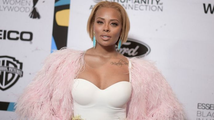 Eva Marcille attends the 12th Annual