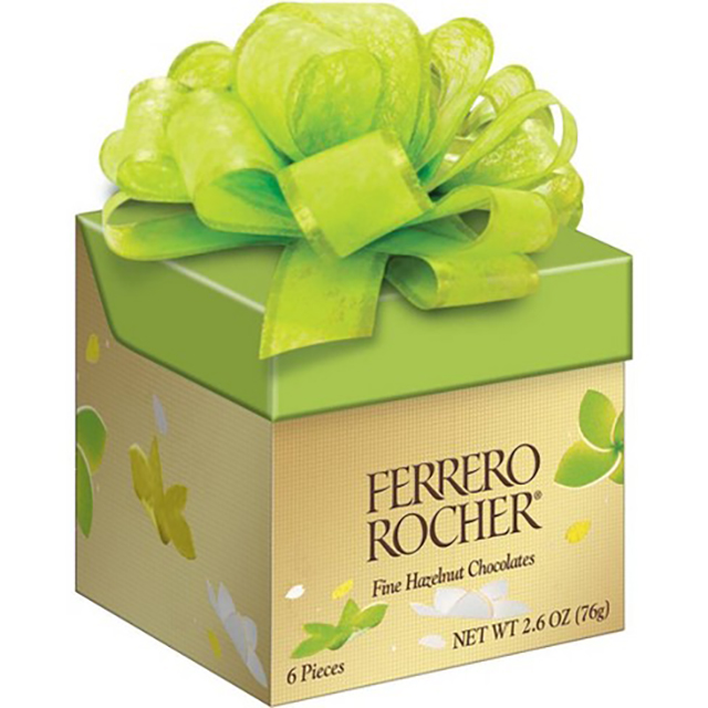 Ferrero Rocher gift cubes