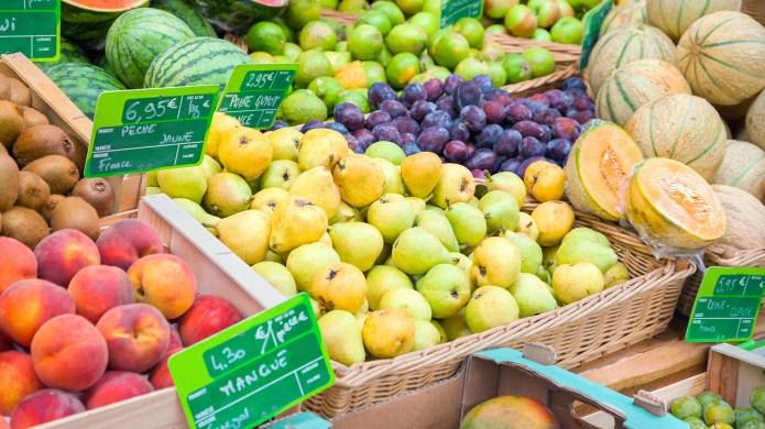 Fruits.; Shutterstock ID 572077897