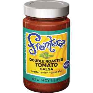 frontera double roasted salsa