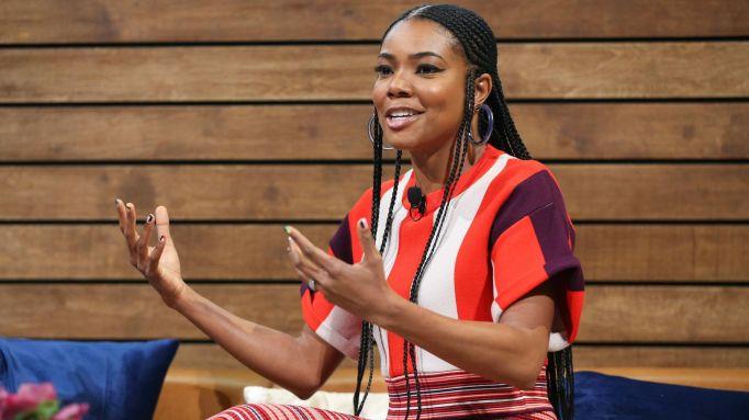 Gabrielle Union speaks at the 2019 Variety Entertainment Marketing Summit