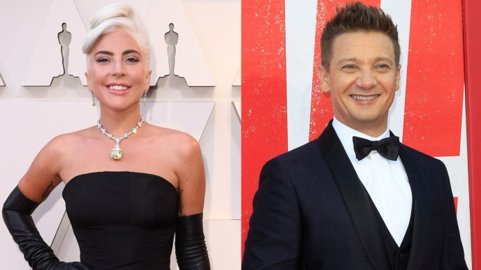Lady Gaga Jeremy Renner romance rumor
