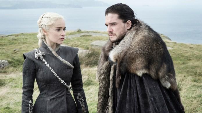 'Game of Thrones' Emilia Clarke and