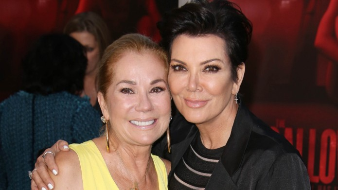 Kathie Lee Gifford and Kris Jenner