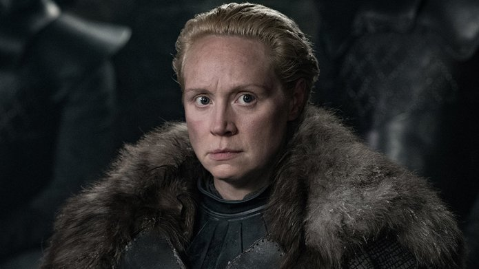 Photo of Gwendoline Christie in HBO's