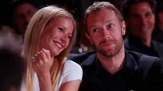Photo of Gwyneth Paltrow and Chris