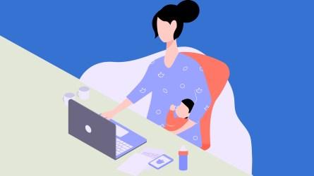 Back to Work 6 Weeks Postpartum: