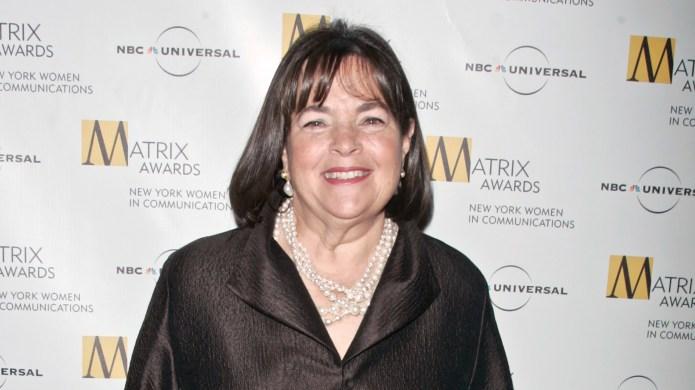 Ina Garten2010 Matrix Awards, New York,