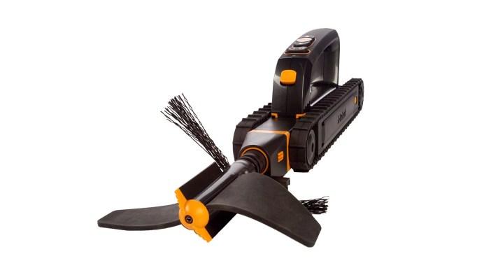iRobot Looj 330 gutter cleaning project.