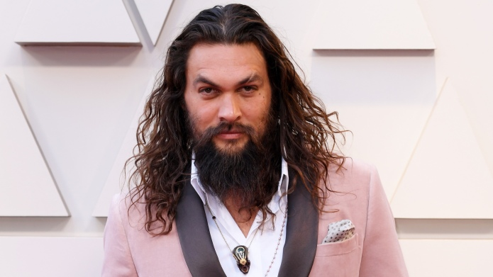 Jason Momoa arrives at the 91st