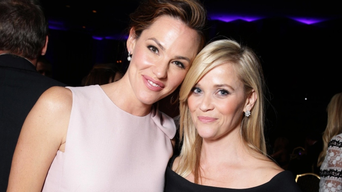 Jennifer Garner and Reese Witherspoon.