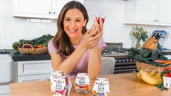Jennifer Garner's Baby Food Line, Once