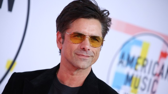 John Stamos son mistakes him for