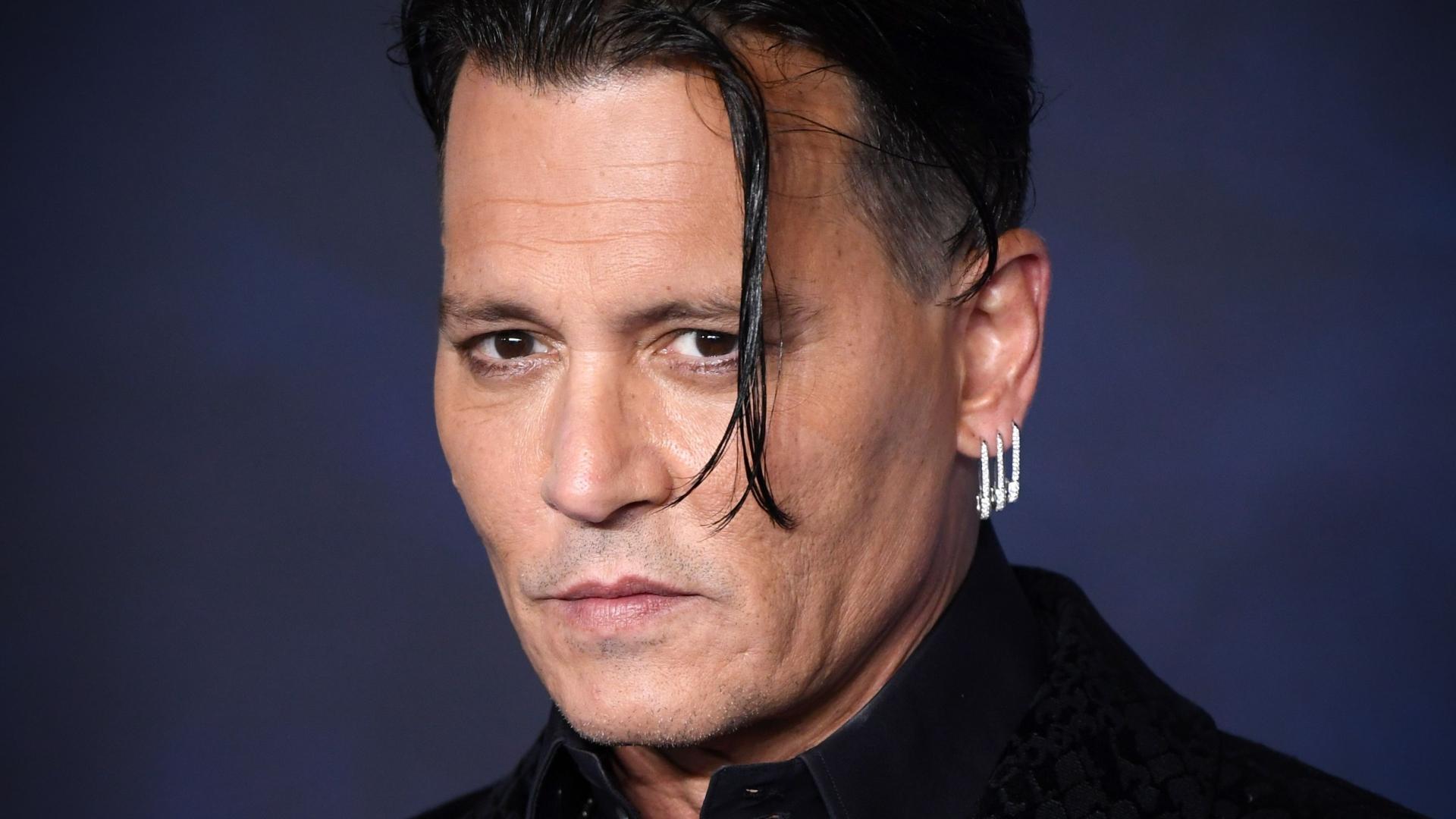 Johnny Depp 2019