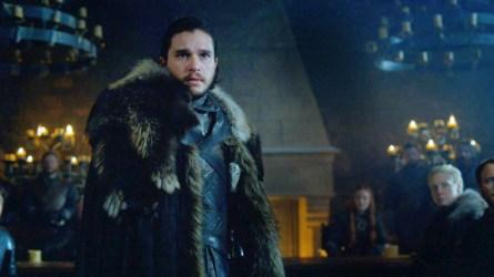 Kit Harington in 'Game of Thrones.'