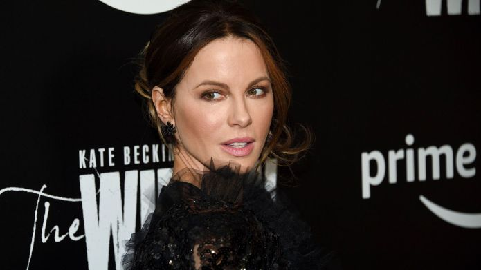 Kate Beckinsale attends the series premiere