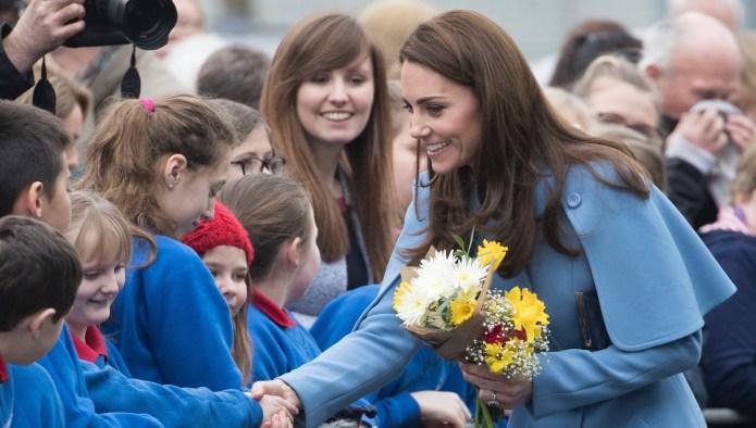 Kate Middleton Shares Princess Charlotte's Adorable
