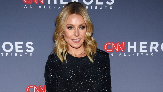 Kelly Ripa at CNN event