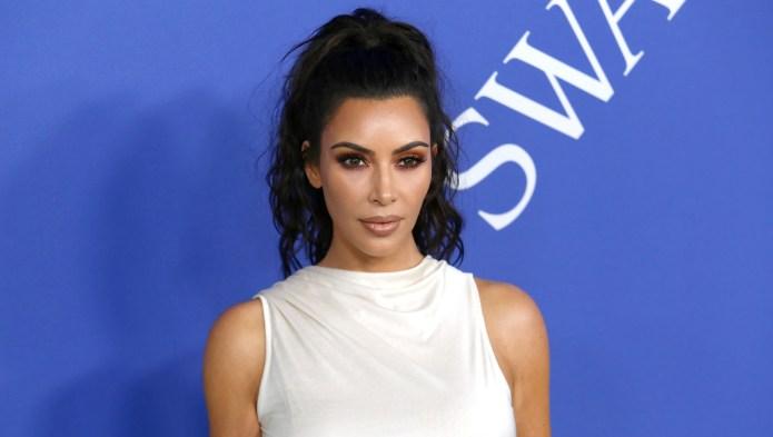 Kim Kardashian Shamed for Letting North