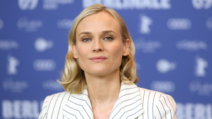 Diane Kruger at The Operative Press