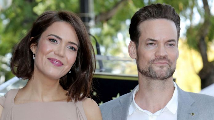 Photo of Mandy Moore and Shane