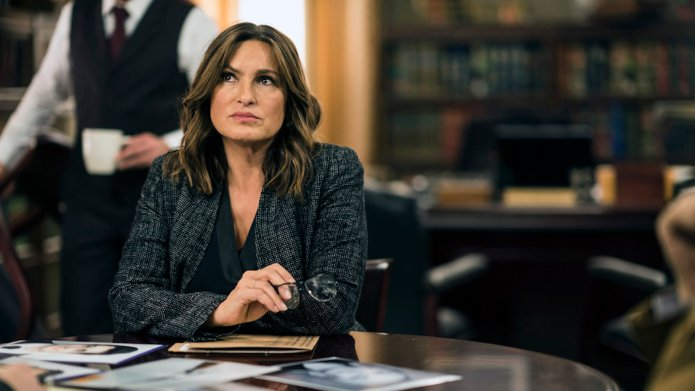 Photo of Mariska Hargitay in Law
