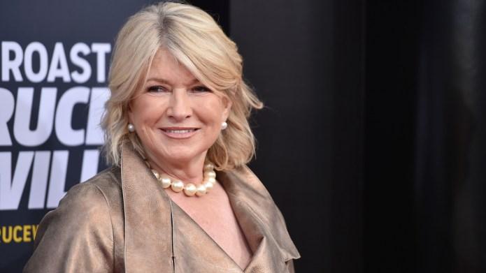 Martha Stewart Partners With Cannabis Company