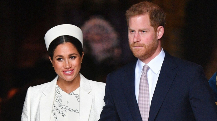 Lifetime's New Meghan Markle & Prince Harry Movie is Bringing the PDA