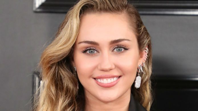 Photo of Miley Cyrus at Grammys